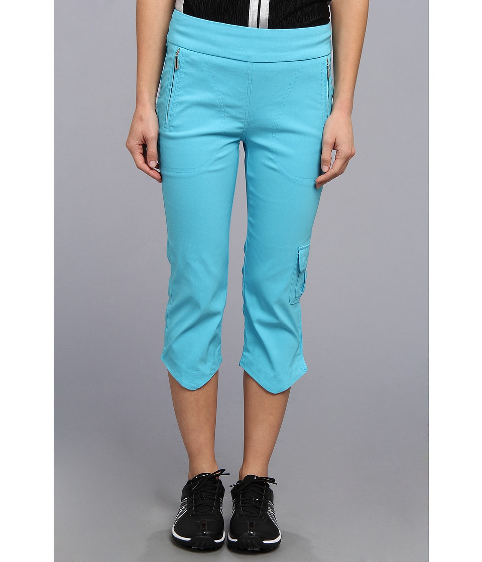 Jamie Sadock - Skinnylicious 28.5 Pedal Pusher (House of Blues) Women's Capri