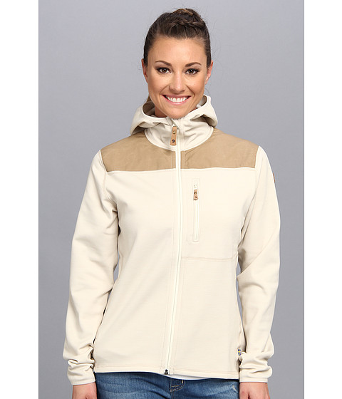 Fj llr ven - Keb Fleece Jacket (Ecru) Women