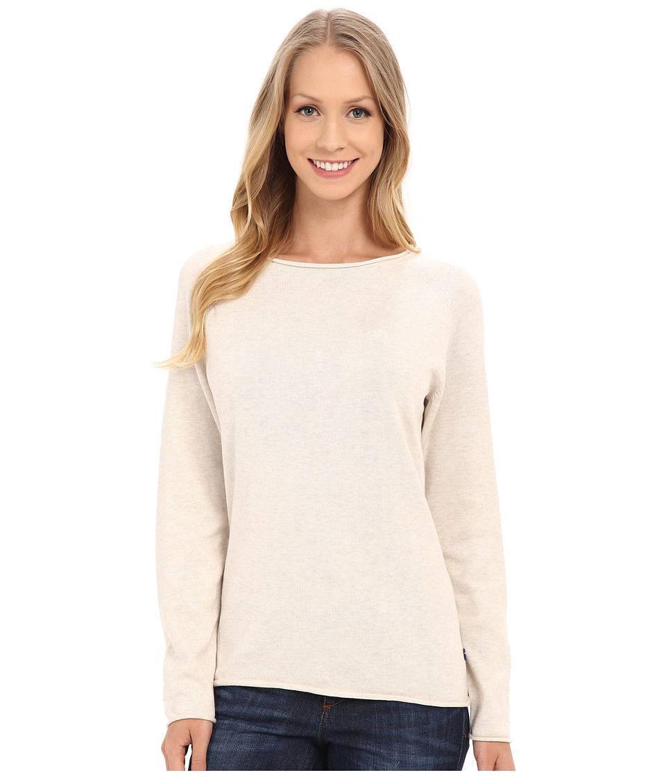 Fj llr ven - vik Sweater (Ecru) Women's Sweater
