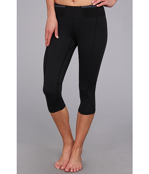 Arc'teryx - Soleus 3/4 Tight (Black) Women's Casual Pants