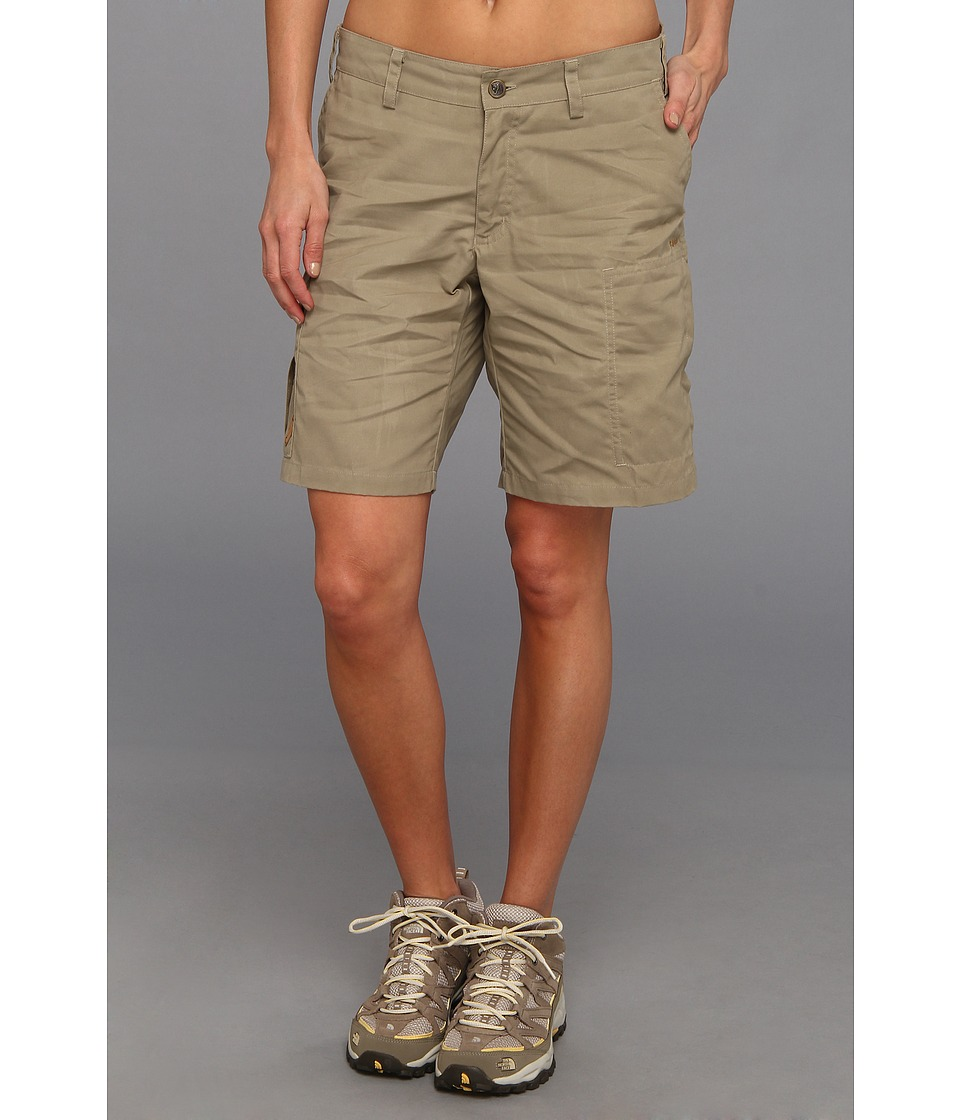 Fj llr ven - Karla Short (Light Khaki) Women's Shorts