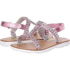 SALE! $16.99 - Save $11 on Rachel Kids Jadyn (Toddler Little Kid) (Pink Metallic) Footwear - 39.32% OFF $28.00