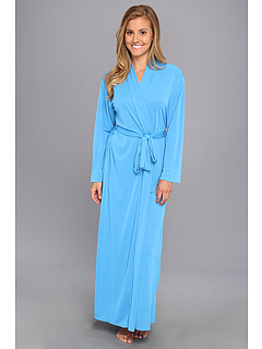 SALE! $69.99 - Save $70 on Natori Aphrodite Robe (Maritime Blue) Apparel - 50.01% OFF $140.00