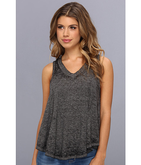 Free People - Breezy Tank (Black) Women's Sleeveless
