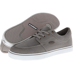 SALE! $14.99 - Save $35 on Lugz Burke Linen (Grey White Textile) Footwear - 70.02% OFF $50.00