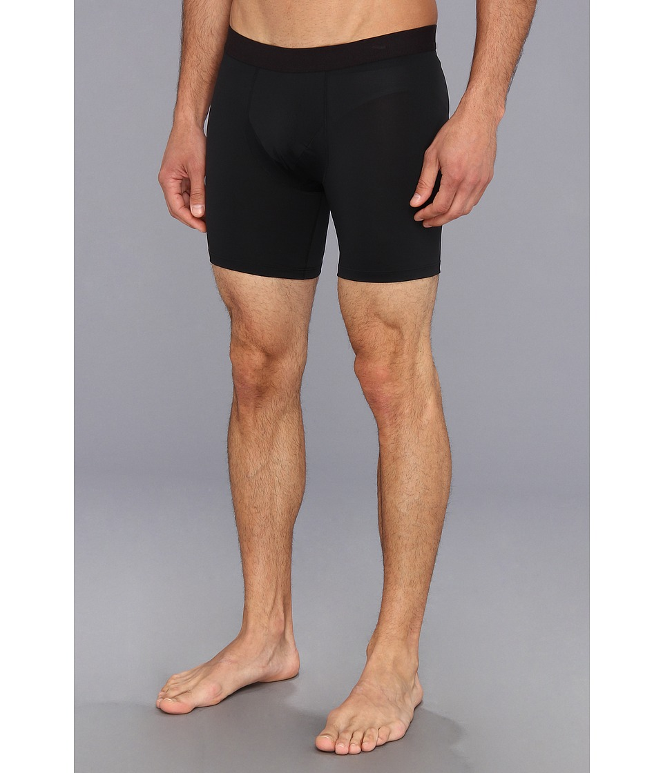 Arc'teryx - Phase SL Boxer Short (Black) Men's Underwear