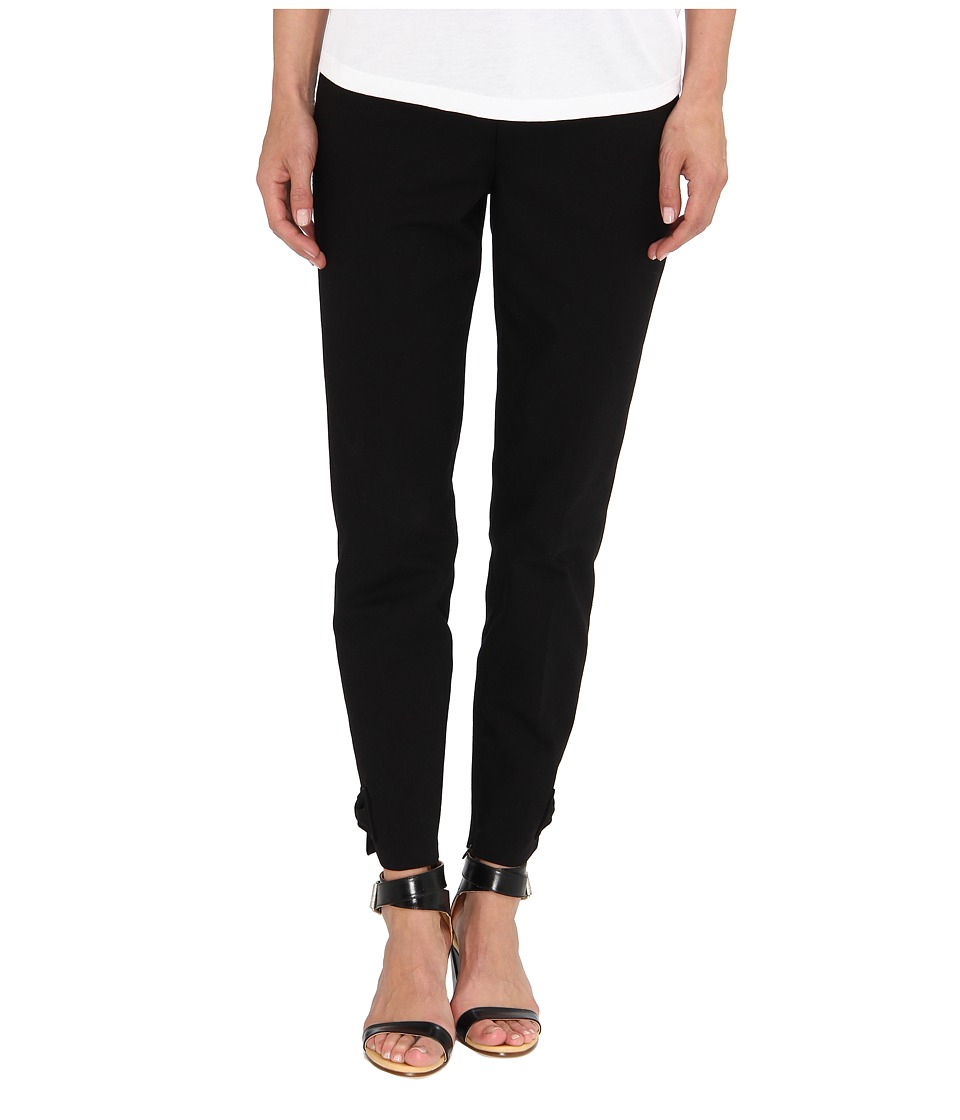RED VALENTINO - GR0658B5-V12383R (Black) Women's Casual Pants