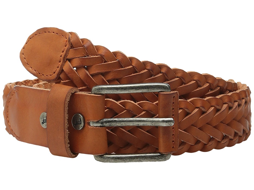 Will Leather Goods - Beulah Belt (Orange) Women's Belts