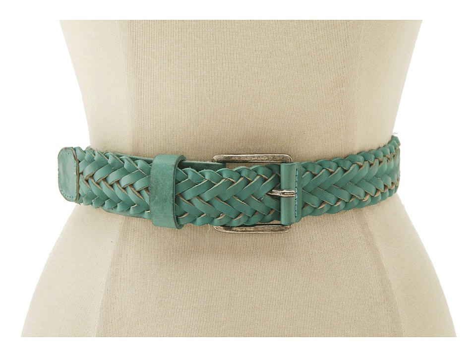 Will Leather Goods - Beulah Belt (Turqiouse) Women's Belts