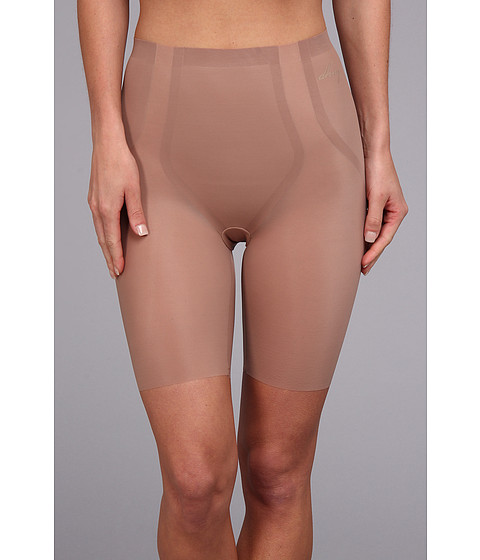 DKNY Intimates - Fusion Light Thigh Slimmer 646213 (Brownie) Women