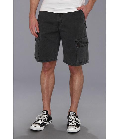 Lucky Brand - Cargo Short (Grey Ash) Men