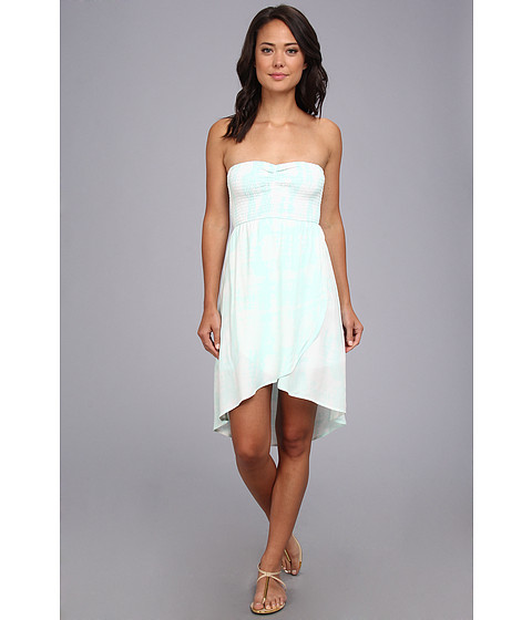Volcom - Jungle Jam Dress (Glacier Blue) Women