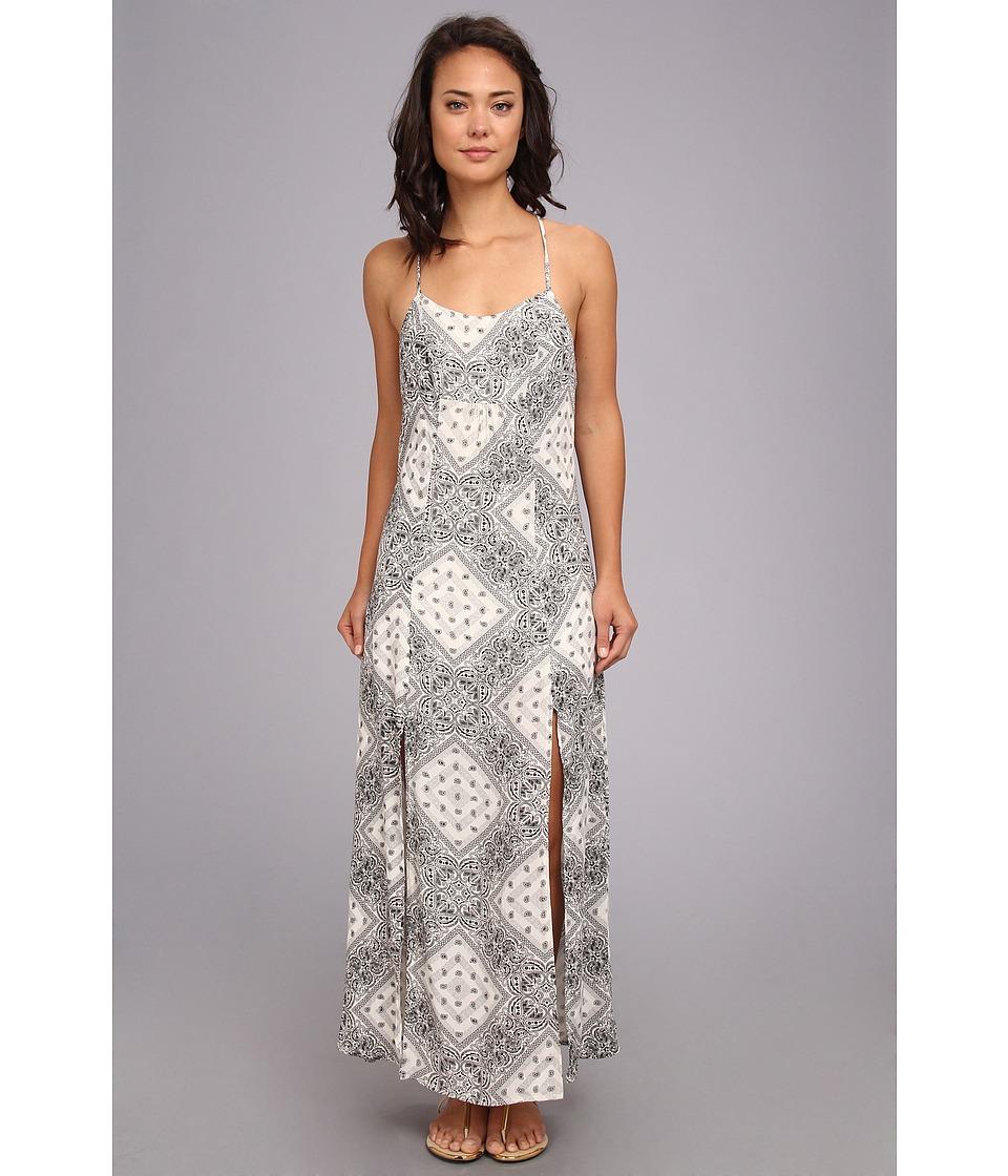 Volcom - Fuel Dress (White) Women