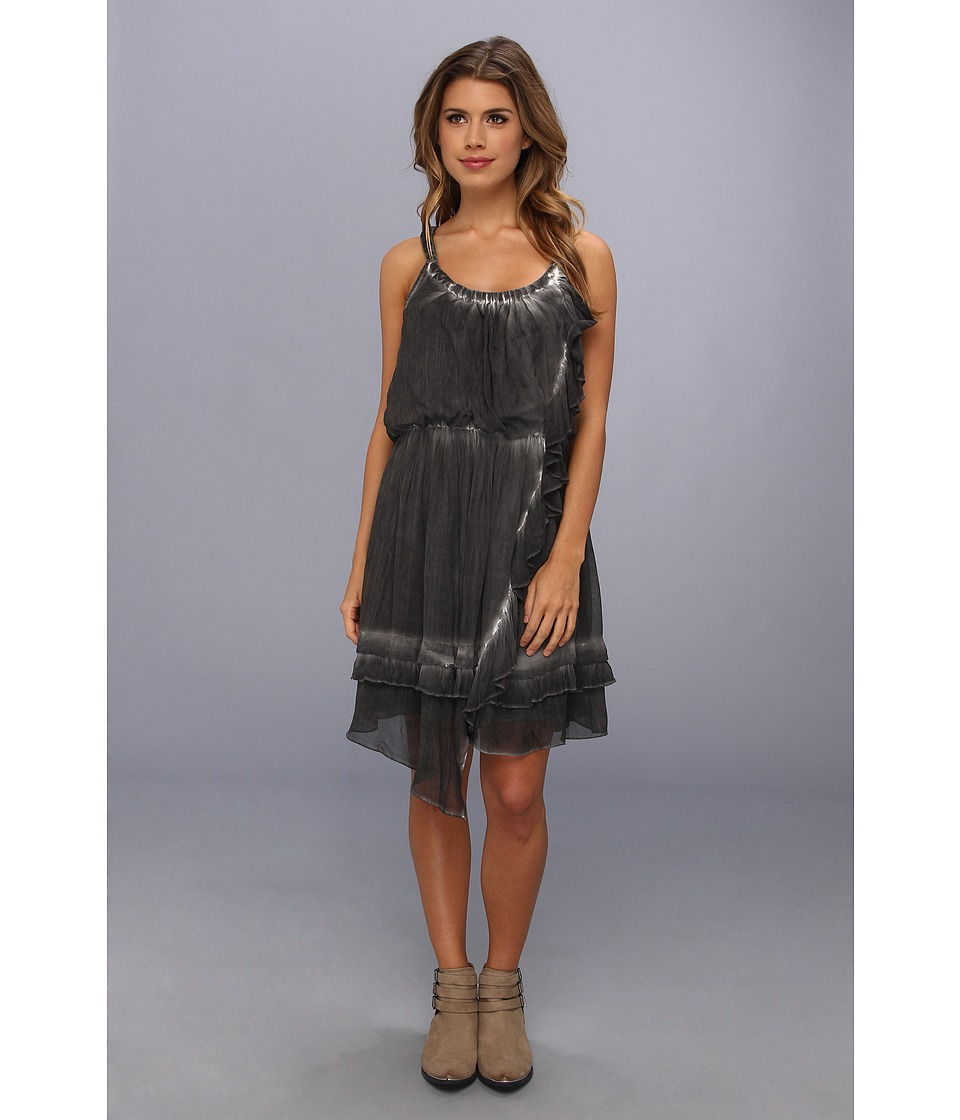 Free People - Aphrodite Dress (Black) Women's Dress