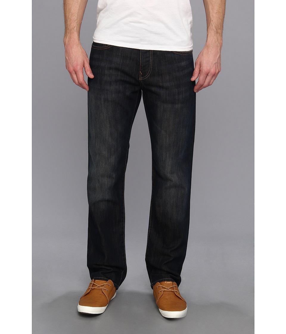 Mavi Jeans - Myles Mid-Rise Straight Leg in Dark Yaletown (Dale Yaletown) Men's Jeans