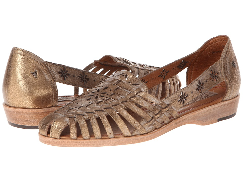 Trask Haley (Old Gold Metallic Brush Off) Women