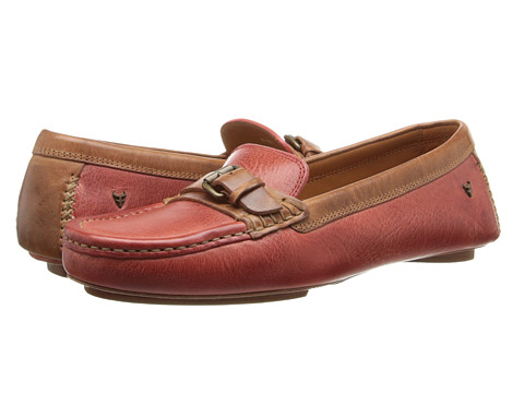 Trask - Kara (Red Vintage Steer/Spice Vachetta) Women's Shoes