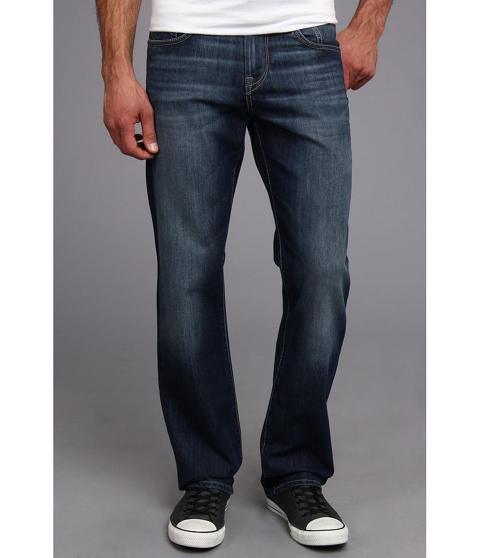 Mavi Jeans - Matt Mid-Rise Relaxed Straight Leg in Mid Cooper (Mid Cooper) Men