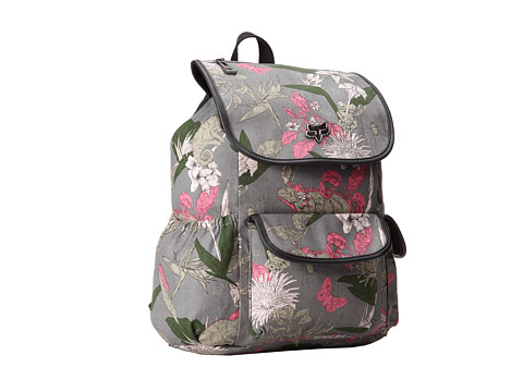 Fox - Exotic Rucksack (Black) Backpack Bags