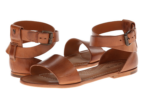 Trask - Keira (Tan Vintage Steer) Women's Sandals