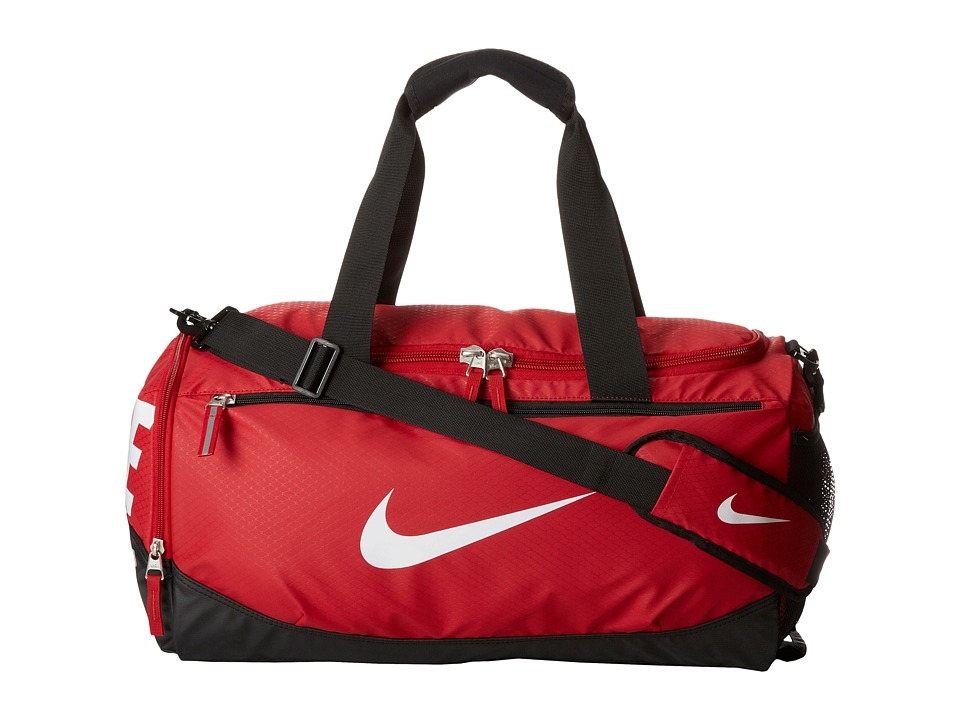 Nike - Team Training Max Air Small Duffel (Gym Red/Black/White) Duffel Bags