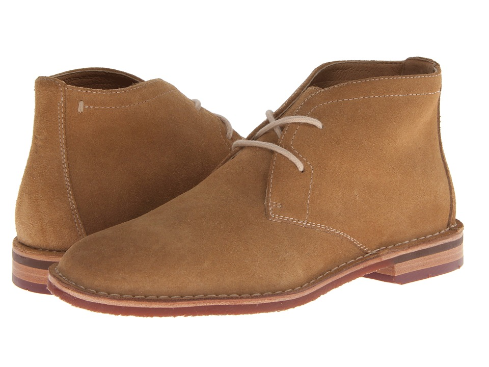 Trask - Brady (Camel WR Suede) Men's Shoes