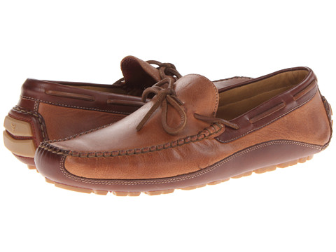 Trask - Drake (Tan Steer Leather) Men's Shoes