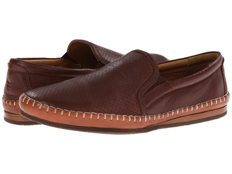 Trask - Landon (Clay Elk Leather) Men's Shoes