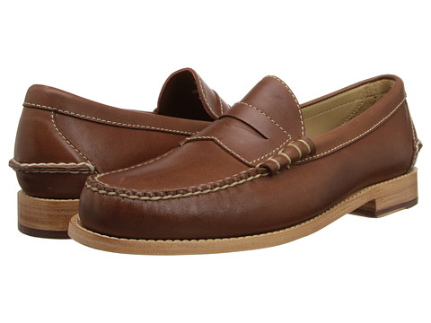 Trask - Heath (Saddle Steer Leather) Men's Shoes