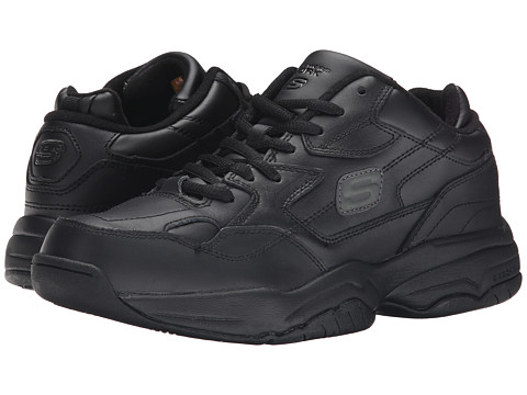 SKECHERS Work - Keystone (Black) Men
