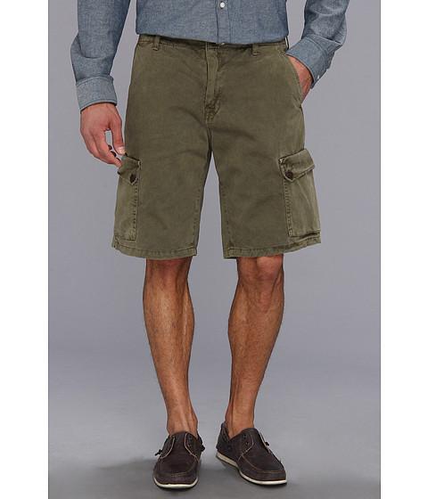 Lucky Brand - Cargo Short (Vintage Olive) Men