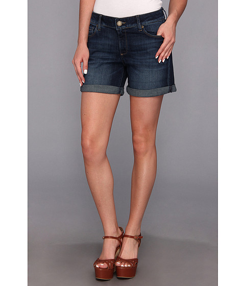DL1961 - Karlie Roll-Up Short in Webster (Webster) Women's Shorts