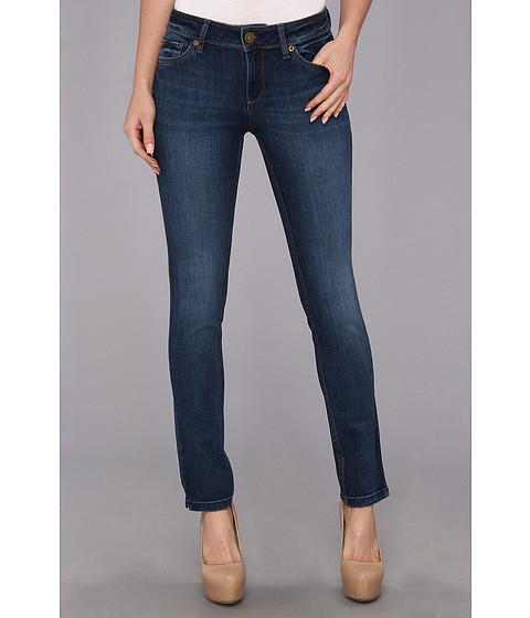 DL1961 - Angel Ankle Skinny in Wall (Wall) Women's Jeans