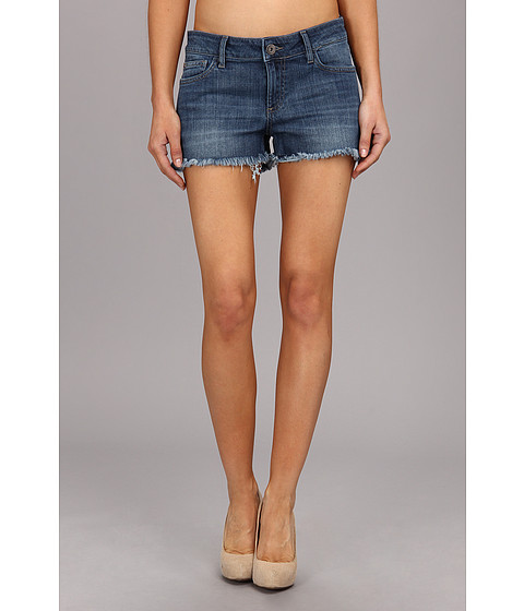 DL1961 - Lola Cut-Off Short in Margate (Margate) Women's Shorts