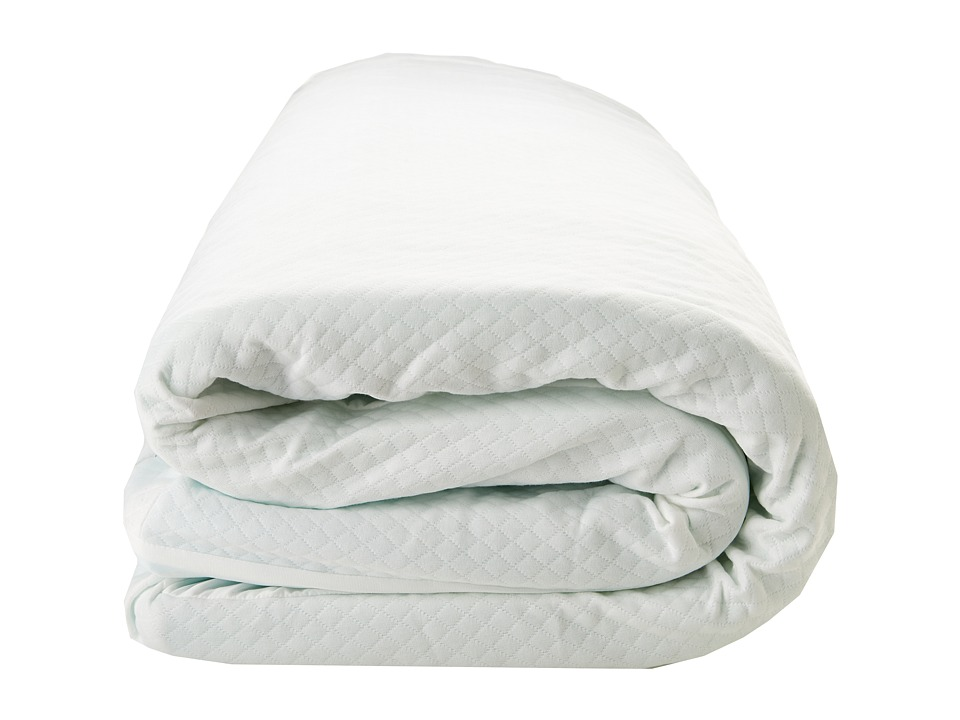 Soft-Tex - Slumber Supreme Bed Topper-Twin (White) Sheets Bedding