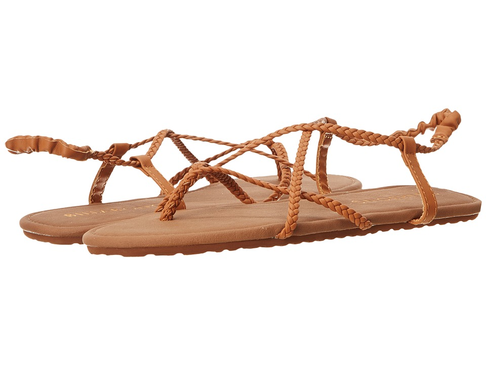 Billabong - Crossing Over (Desert Brown 2) Women's Sandals