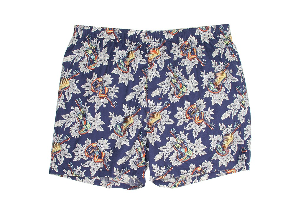 Tommy Bahama Big Tall Boxer Sunset Groove Mens Underwear (Blue)
