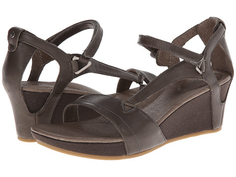 6af20c833d6a UPC 887278649540 product image for Teva Capri Wedge (Black Olive) Women s  Wedge Shoes ...