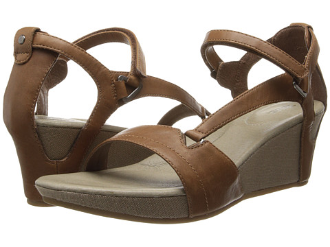 Teva - Capri Wedge (Toffee) Women