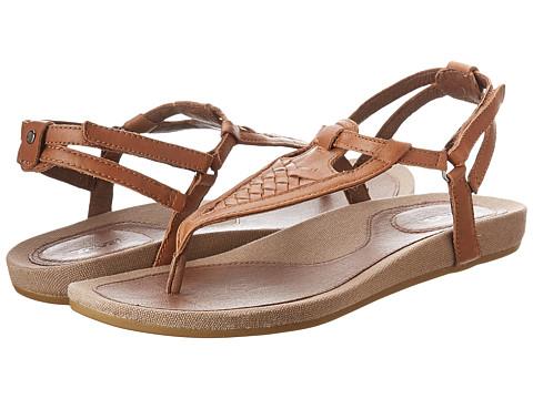 Teva Womens Capri Sandalf Toffee - Sandals