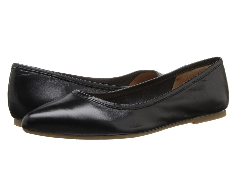 Miz Mooz - Bindi (Black 1) Women's Slip on Shoes