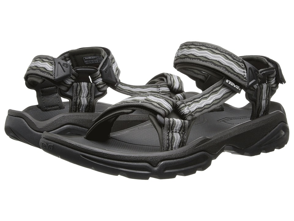 Teva - Terra FI 4 (Rhythm Grey) Men's Shoes