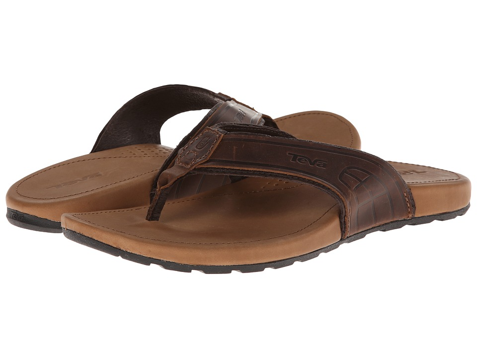 Teva - Kimtah Flip (Bison) Men's Sandals