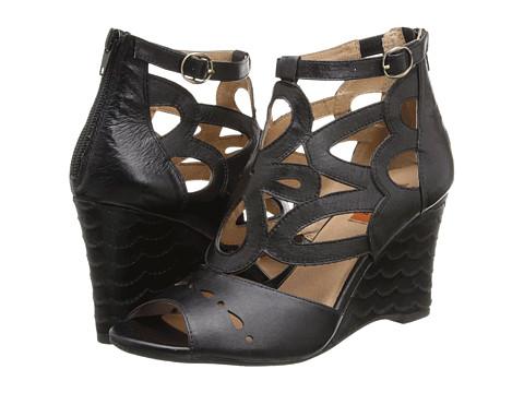 Miz Mooz - Tallis (Black) Women's Dress Sandals