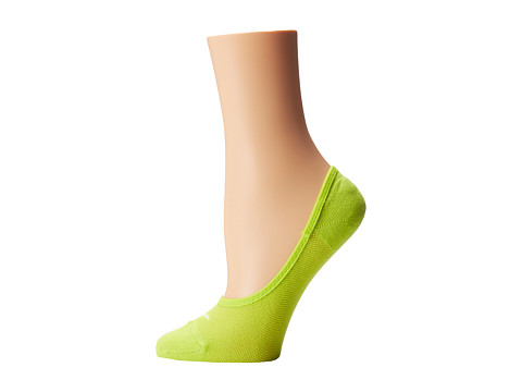 Nike - Studio Lightweight Footie (Cyber/White) Women's No Show Socks Shoes