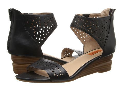 Miz Mooz - Pasadena (Black) Women's Sandals