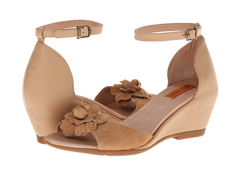 Miz Mooz - Carmen (Cognac 2) Women's Dress Sandals