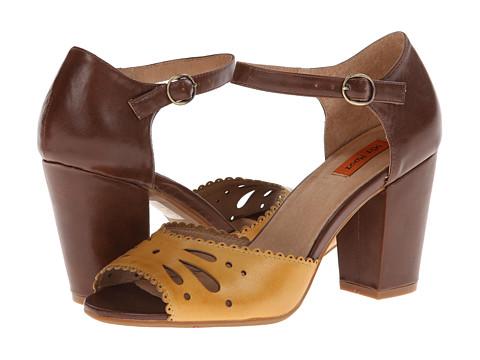 Miz Mooz - Rhoda (Yellow) High Heels
