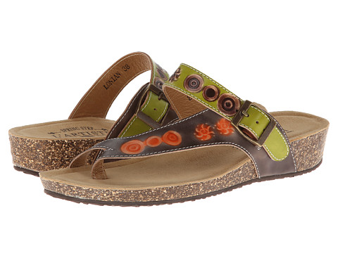 Spring Step - Lonian (Gray) Women