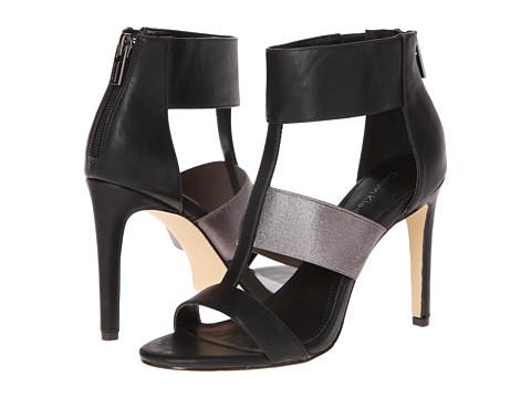Calvin Klein - Angela (Black/Gunmetal) High Heels